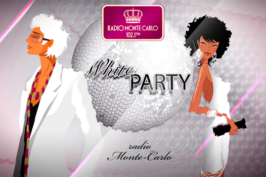 White Party Радио Monte Carlo