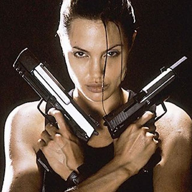 What's your favorite movie starring Angelina?