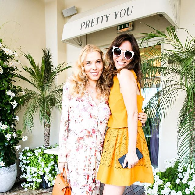 About last day   With my @_anastasiaz_    at fave @prettyyoumonaco