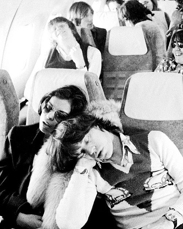 Moscow-Stockholm #mood #mickjagger #biancajagger