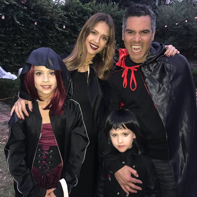 #happyhalloween from our vampire family to yours