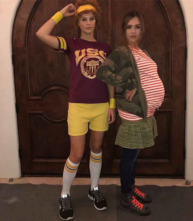 #juno #happyhalloween @kellysawyer and I