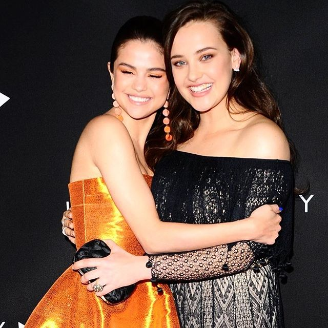 AND to this gorgeous, kind hearted lady. You endured this character with such strength and softness. @katherinelangford I am so proud you are being acknowledged for doing just that! GOLDEN GLOBE NOMINEE!!! Ladies are shining!