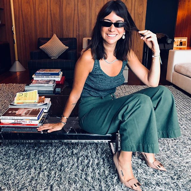 Why am I wearing sunglasses at home ?  #sergiorossi @sergiorossi