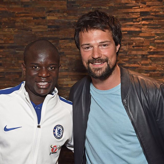 August with the heros #Chelsea #chelseafc #coachfilm #тренерфильм #DK #ngolokante #daviddeluise #antoniokonte #dkentertainment #danilakozlovsky