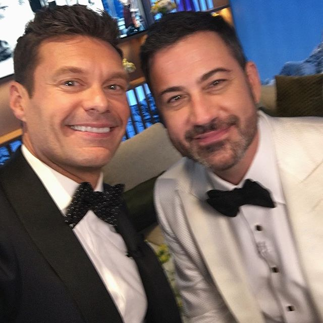 @jimmykimmel crushed it per usual. Congrats on the #Oscars two-peat bro!