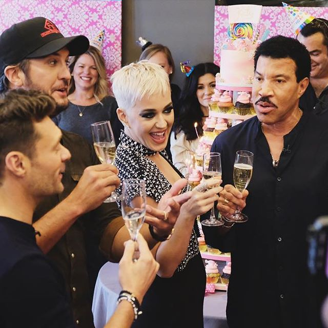 Cheers to a new journey! The premiere of #AmericanIdol starts in exactly 1 hour on ABC!