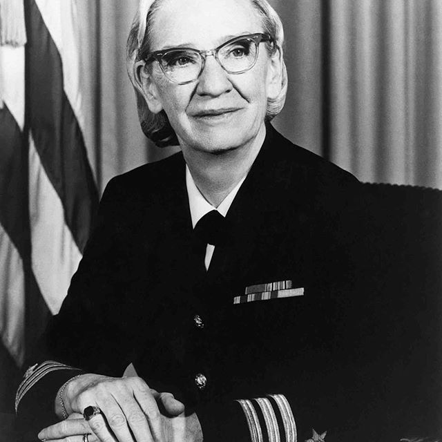 #internationalwomensday Here is to Grace Hopper, American computer scientist and United States Navy rear admiral. One of the first programmers of the Harvard Mark I computer, she was a pioneer of computer programming who invented one of the first compiler related tools. She popularized the idea of machine-independent programming languages, which led to the development of COBOL, an early high-level programming language still in use today.