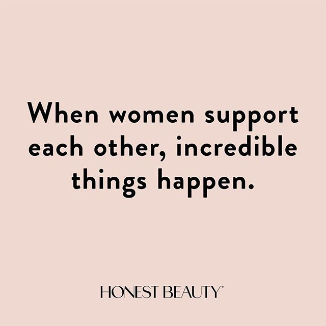 As we celebrate #InternationalWomensDay, bringing a discussion of paid maternity leave to the forefront is one very important and deeply personal way that I #PressforProgress. The link in my bio shares more of my thoughts. Join me!  #repost @honest_beauty Stronger together.
