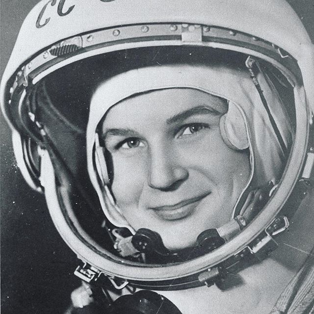 #internationalwomensday here is to Valentina Tereshkova, a cosmonaut, engineer and the first female to travel in space aboard Vostok 6 in 1963