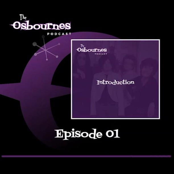 Our first @theosbournespodcast is available tomorrow!!!! DONT FORGET TO DOWNLOAD!!