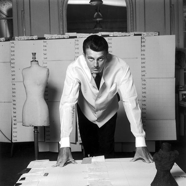 Rest In Peace, Hubert de Givenchy, 1927-2018