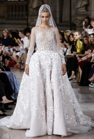Georges Hobeika Couture осень-зима 2016-2017
