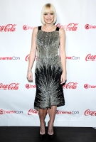 Анна Фэрис на церемонии CinemaCon Awards, апрель 2012 года,