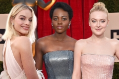 SAG Awards — 2018: выбираем лучший образ премии