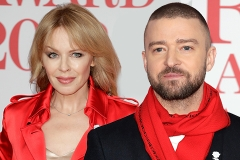 BRIT Awards-2018: Джастин Тимберлейк, Кайли Миноуг, Рита Ора, Рози Хантингтон-Уайтли и другие гости премии