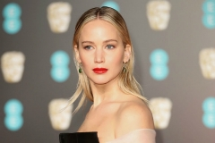 BAFTA-2018: Дженнифер Лоуренс, Кейт Мара, Люпита Нионго, бывшая девушка принца Гарри и другие на красной дорожке