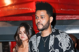 Селена Гомес и The Weeknd сходили на свидание в нью-йоркский ресторан
