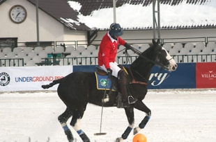 Финал Mercury Snow Polo Cup
