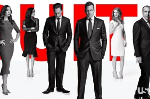 Series Style: Suits 6 season.