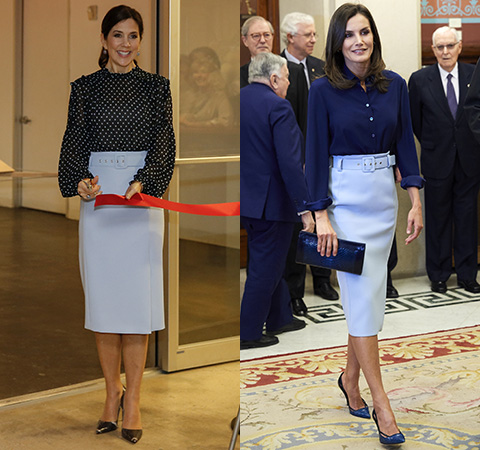 Fashion Battle: Crown Princess Mary of Denmark vs. Queen Laetitia of Spain