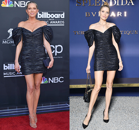 Battle Dresses: Erin Foster vs. Elena Perminova