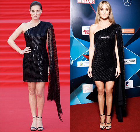 Dress Battle: Renata Piotrowski vs Natalia Ionova