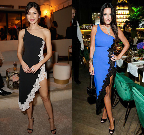 Dress Battle: Gemma Chan vs. Irina Tchaikovsky
