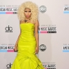 Ники Минаж в платье Monique Lhuillier на церемонии American Music Awards в ноябре 2012-го