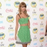 Тэйлор Свифт на Teen Choice Awards, август 2014-го, наряд Novis